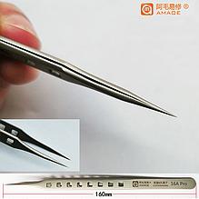 Пинцет Amaoe 16C Pro (160 мм) прямой