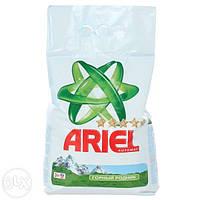 Стиральный порошок ariel 3d active complete 4кг