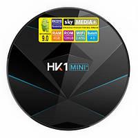 Android TV приставка SKY (HK1 mini plus) 4/128 GB