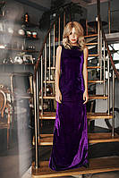 Платье с открытой спиной
