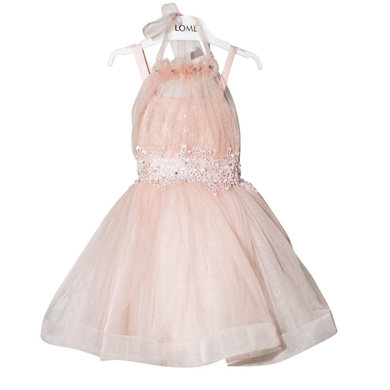 Платье нарядное с фатином, 3 года