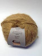 Пряжа для вязания Queen Gazzal (15% - шерсть)
