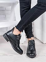 "Женские ботинки кожаные ""Стефани"""
