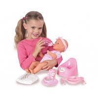 Пупс New Born Baby Дринк 43 см Simba 5039005