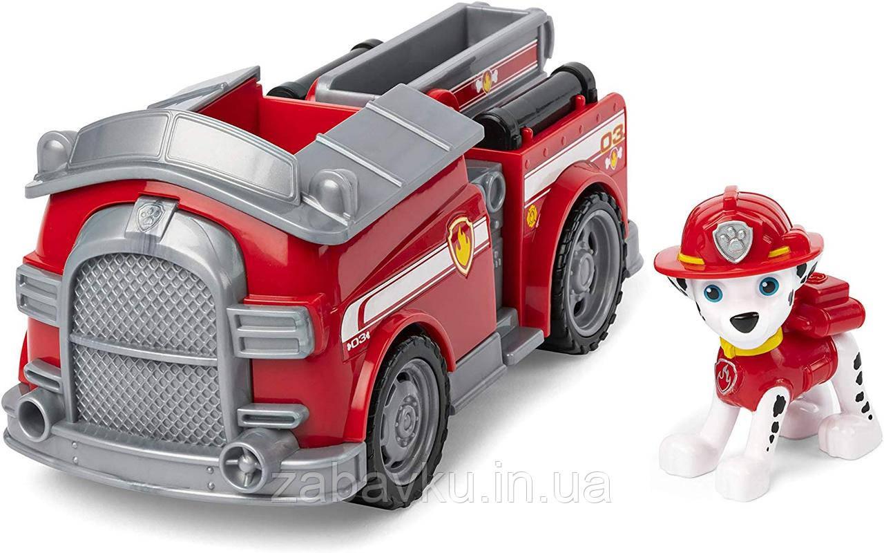 Щенячий патруль Маршал на пожежній машині Paw Patrol - Marshall Fire Truck
