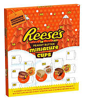 Reese's Miniatures Peanut Butter Cups advent