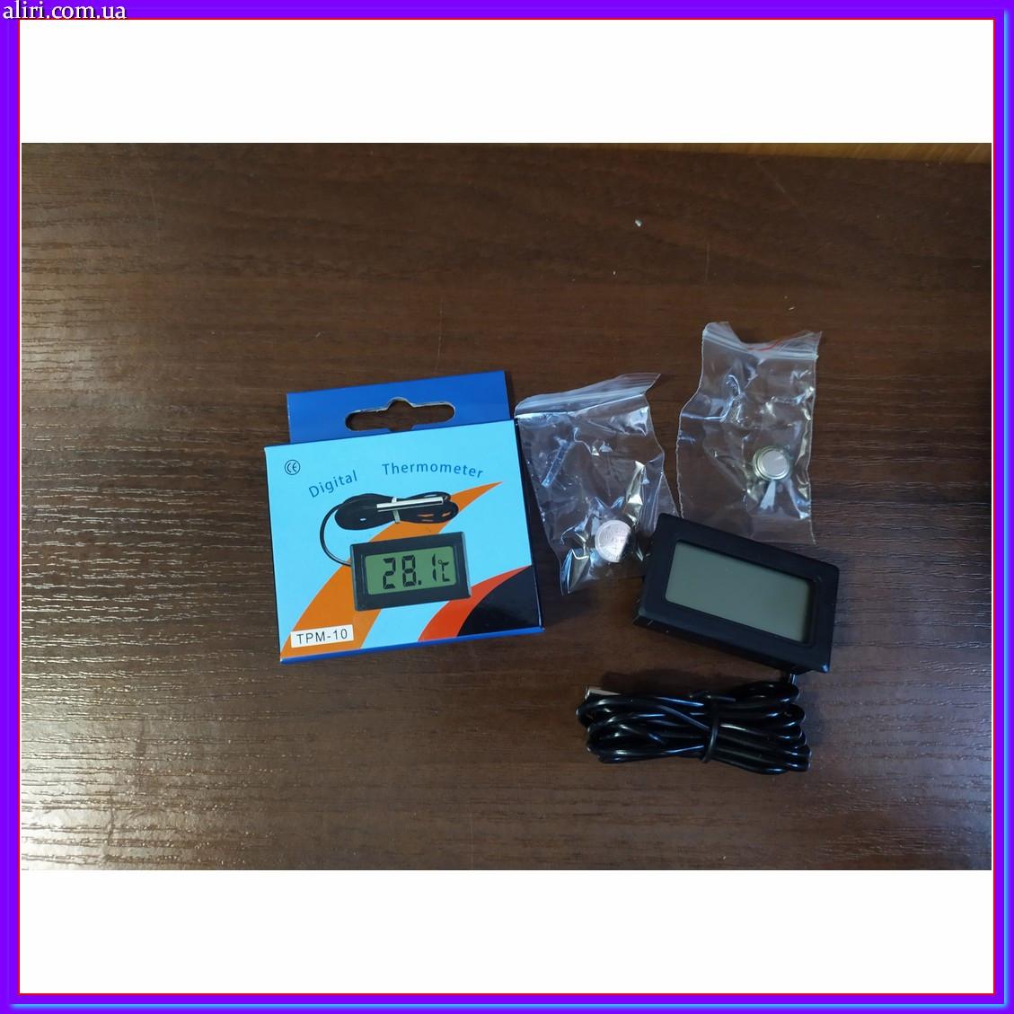 Термометр влагозащищенный TPM-10 / HT 1 с выносным датчиком температуры