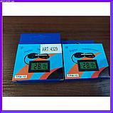Термометр влагозащищенный TPM-10 / HT 1 с выносным датчиком температуры, фото 2