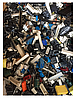 500 грамм сборные электронные компоненты позолоченные линейный разъем