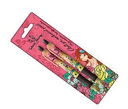Набор канцтоваров (ручка шарикиковая синяя, карандаш механический), WXBB-US1-120-BL1
