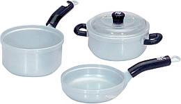 Набор кастрюль и сковородок, Тигрес, 9435