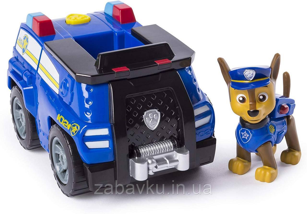Щенячий патруль Гонщик Paw Patrol Chase
