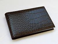 Визитница женская Helai cards коричневая