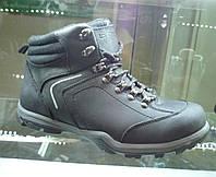 Ботинки b. one черные 1201 061, фото 1