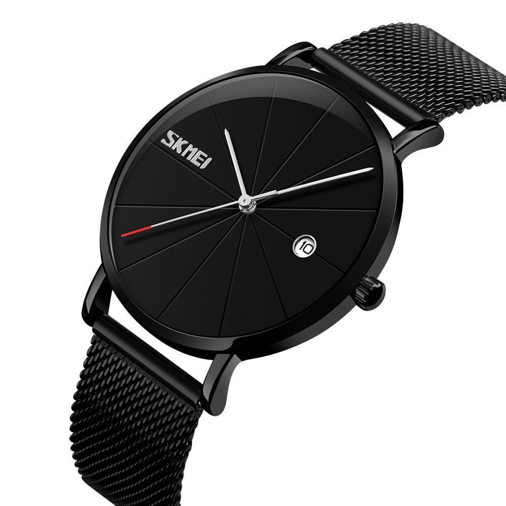 Оригинальные мужские часы Skmei 9183 Tiger Black black