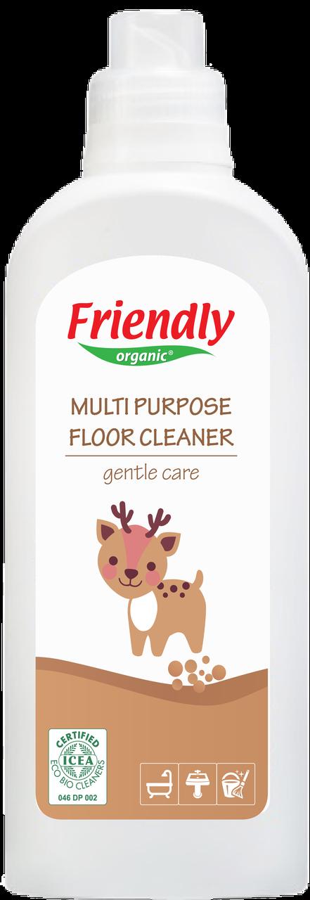 Органическое универсальное средство для всех видов пола Friendly organic 1000 мл