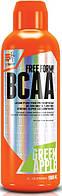 Аминокислоты EXtrifit - BCAA 80.000 мг Liquid (1000 мл) зеленое яблоко