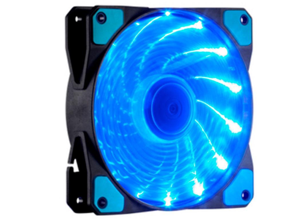 Вентилятор (кулер) для корпуса 12025S LED Blue