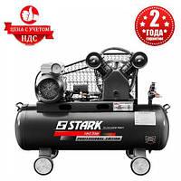 Компрессор Stark 30100-SAVB Profi (2.2 кВт, 356 л/мин, 100 л)