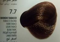 7.7 Русый табачный, крем-краска с арганой и кератином, Team155