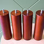 Круглые ножки для мебели цилиндр, фото 3