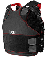 Жилет U.S.Armor XP Regular (L) Black + металлические пластины