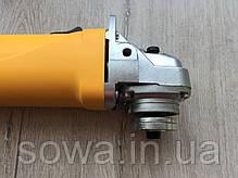 ✔️ Болгарка Einhell Bavaria BWS 125/850-1  ( 850Вт, 125 круг )  + ПОДАРОК, фото 2