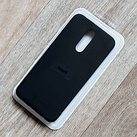 Оригинальный силиконовый чехол Molan Cano Jelly Case для Xiaomi Redmi 8 (черный)