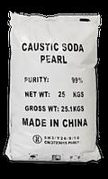 Каустическая сода гранулированная Китай
