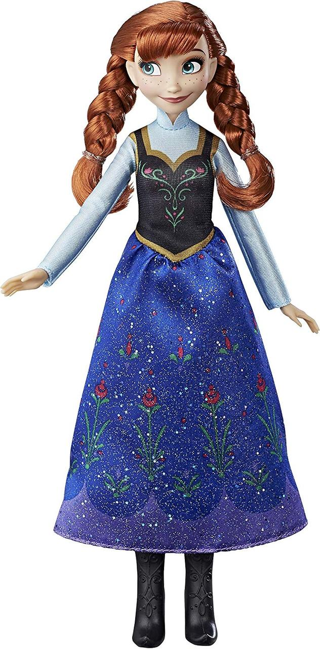 Кукла Анна Холодное сердце принцесса Hasbro Frozen