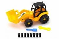 Трактор с ковшом-конструктор, ИП30.006