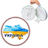 Копилки и фоторамки с украинской символикой