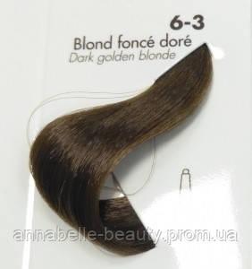 Тонирующая крем-краска для волос Ducastel Subtil Couleur Tone HD 6-3 - блондин золотистый, 60 мл