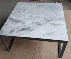 Стол журнальный Brighton Керамика Светло-серый (Nicolas TM)