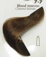 Тонирующая крем-краска для волос Ducastel Subtil Couleur Tone HD 7-7 - блондин каштановый, 60 мл