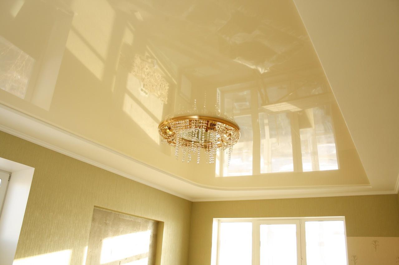 Тканевый натяжной потолок - отличное решение для вашего дома