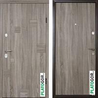 Дверь входная металлическая ZIMEN Inkanta  l Дуб Сантана  l Optima