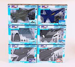 Самолет пластиковый New Ray Die-Cast, Локхид SR-71 Blackbird, сборная модель, 1:72, 21317