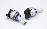 7X-H11 LED лампы головного света/12-24v/4500Lm/6500K/1шт