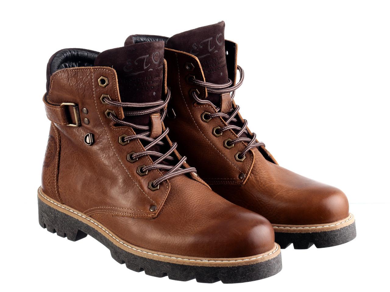 Ботинки Etor 8650-04545-3863 42 коричневые