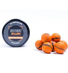 Бойлы вареные насадочные Sweet Plum 16,0 мм