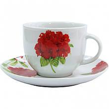 Набор чайный Milika Geranium из 12 предметов M0630-WX12-8807