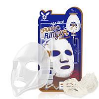 Тканевая маска для лица для жирной и комби кожи Elizavecca EGF Deep Power Ringer Mask Pack 23 мл (8809520941846)