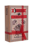 Шоколадный набор Shokopack Крафт-мопс для любимых 20 х 5 г Молочный, фото 1