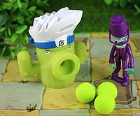 Игрушки Растения против зомби Plants vs zombies Рюкзак-мешок и лужайка в Подарок