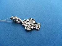 Cеребряный Нательный Детский Крестик