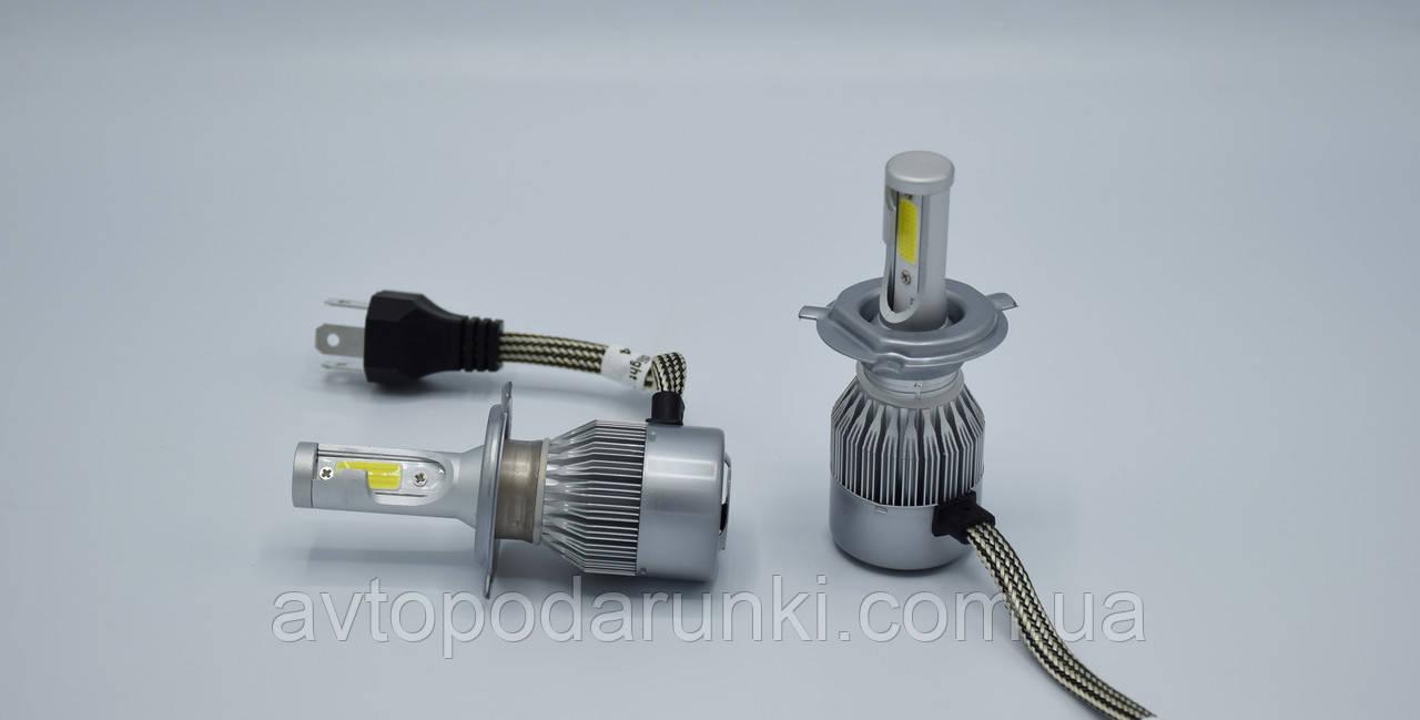 C6-H4 Hi-Low LED лампы головного света (Cooler)