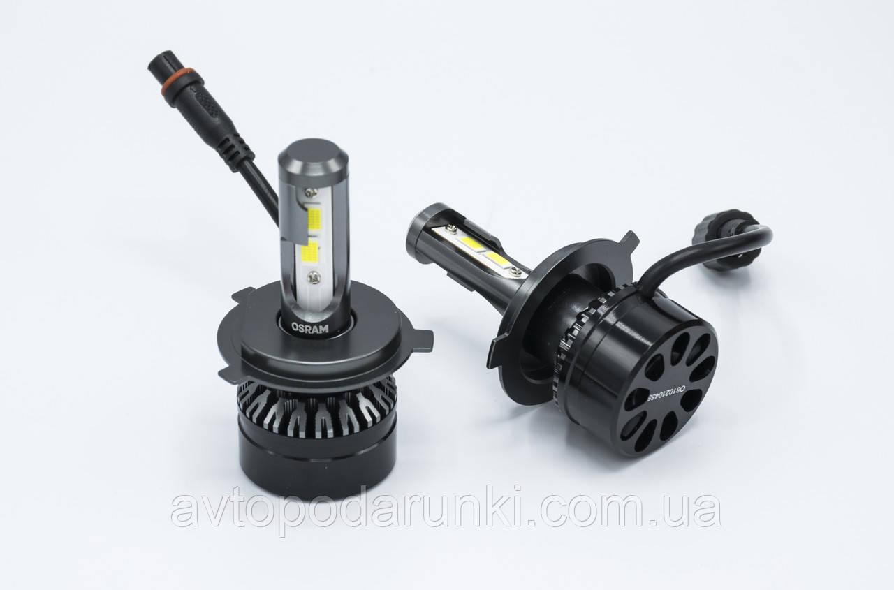 OSRAM H4 LED лампы головного света/к-кт2шт (65204CW/12v/25-25W)