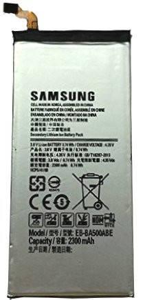 Аккумулятор для Samsung A500F Galaxy A5  оригинальный, батарея EB-BA500ABE, фото 2