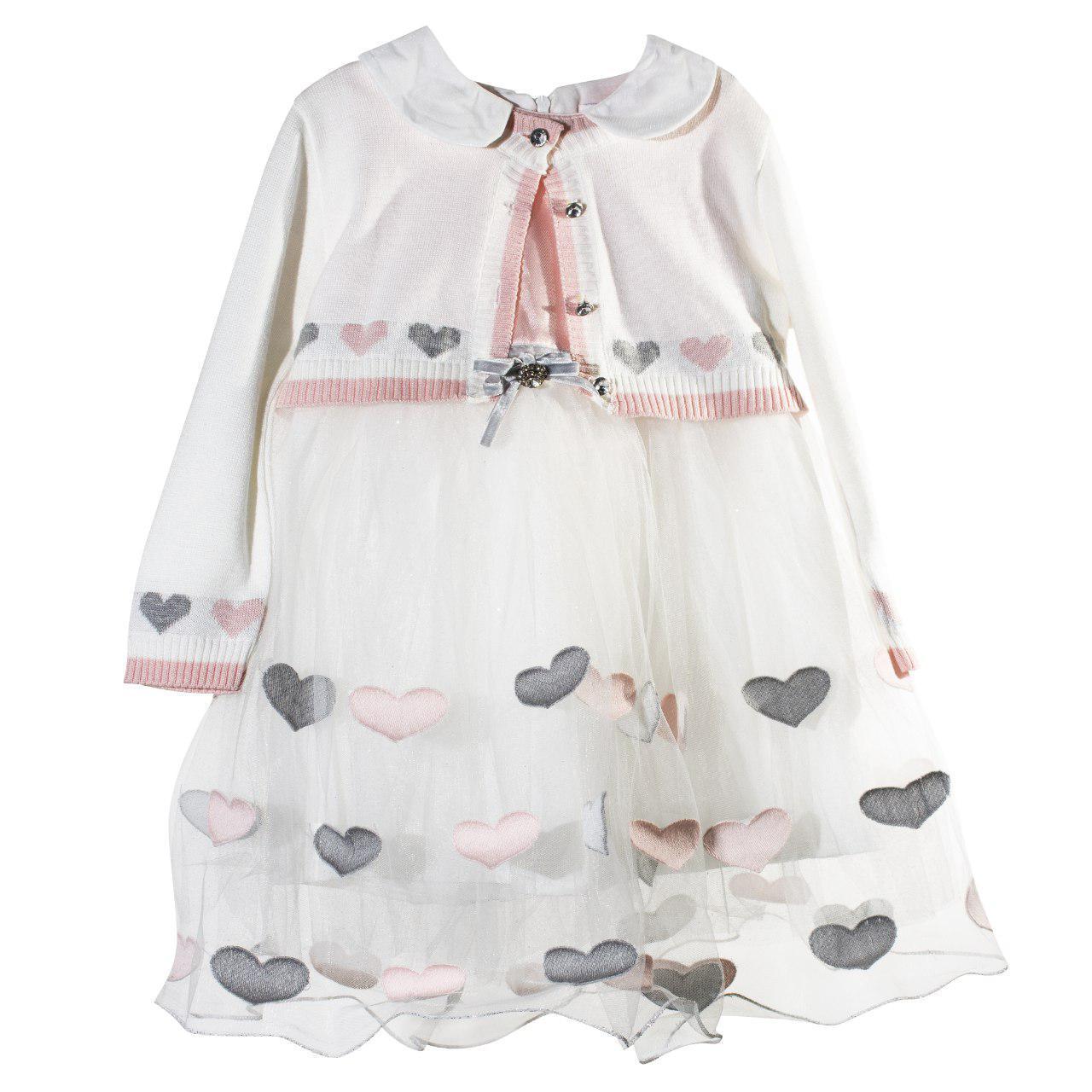 Нарядное платье для девочки, 3 года